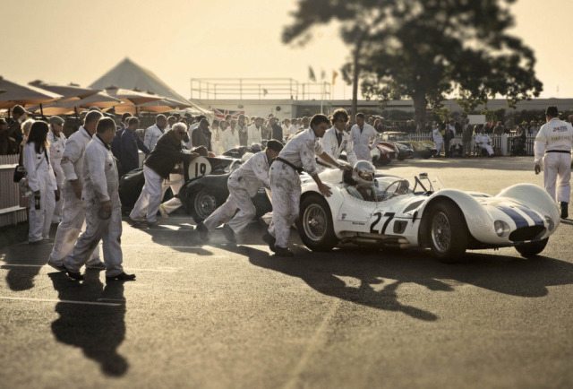 Goodwood Revival by Uli Weber gallery
