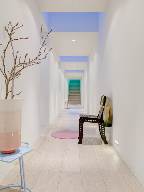 Marcel briaire interiors exteriors and resort for Interieur stylist amsterdam