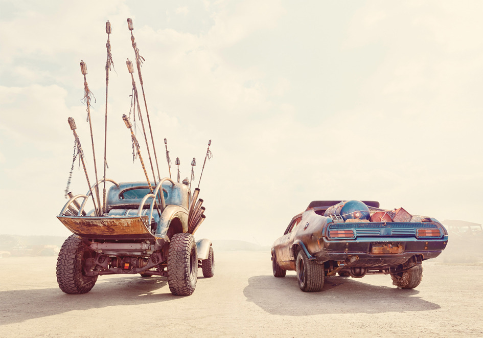 Top Gear, Mad max cars by Wilson Hennessy