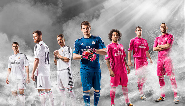 Adidas - Real Madrid for Wunderman gallery