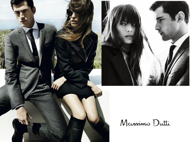 Client: Massimo Dutti  gallery