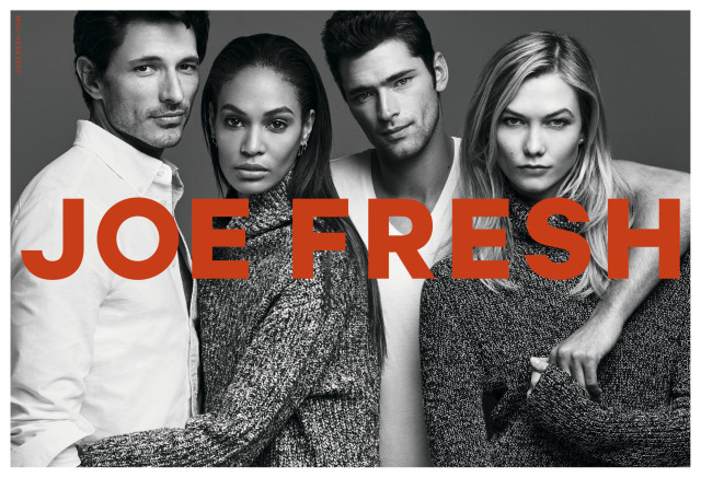 Campaign: Joe Fresh Fall 2015 gallery