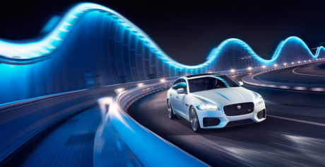 Jaguar XFR gallery