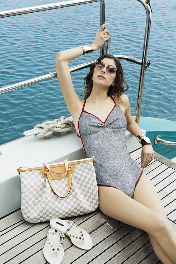 Editorial: Louis Vuitton Swim gallery
