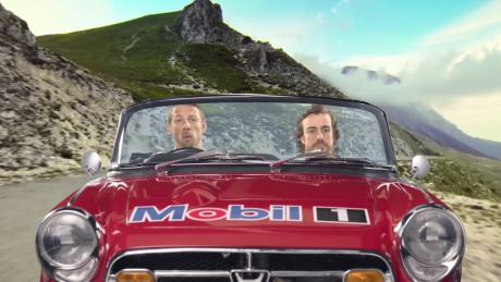 Mobil 1 Endless Roadtrip China gallery