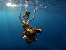 Underwater Photography and Motion cover by Peter de Mulder