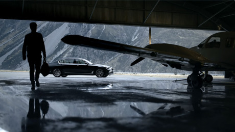 Campaign: BMW 7er series gallery