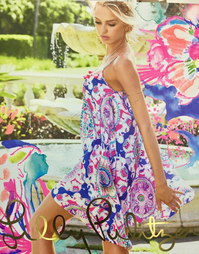 Client: Lilly Pulitzer gallery