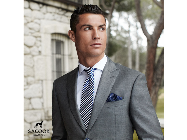 Sacoor Brothers with Cristiano Ronaldo gallery