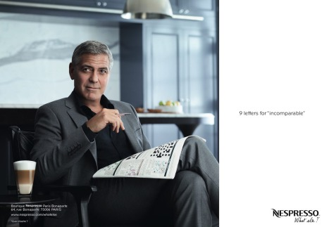 Photographer: Nigel Parry for Nespresso feat. George Clooney gallery