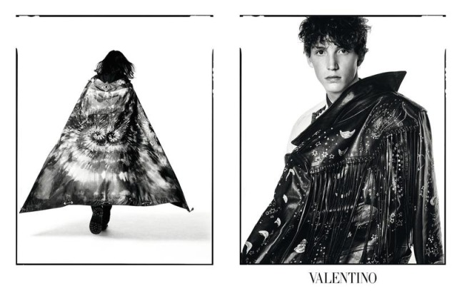 Valentino AW16 Shot at Sunbeam Studios gallery