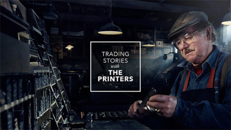Trading Stories with the Printers (Short Film) gallery