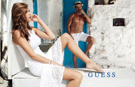 Guess Jeans Campaign SS2016 gallery
