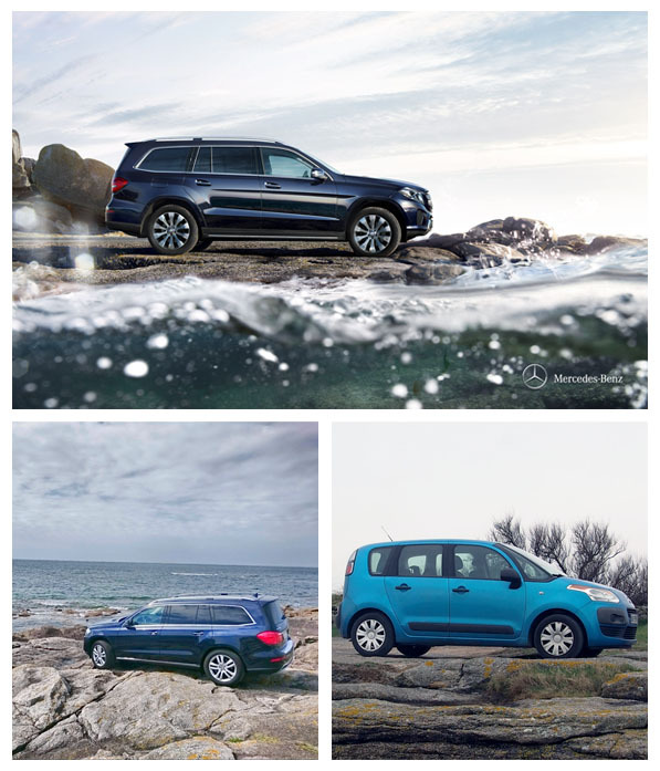 Mercedes GLS  gallery