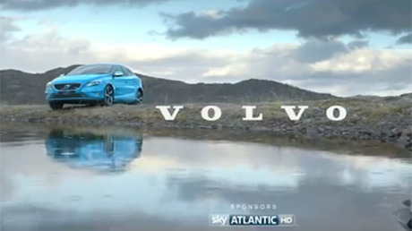 From Sweden not Hollywood: Volvo Sky Atlantic Idents gallery
