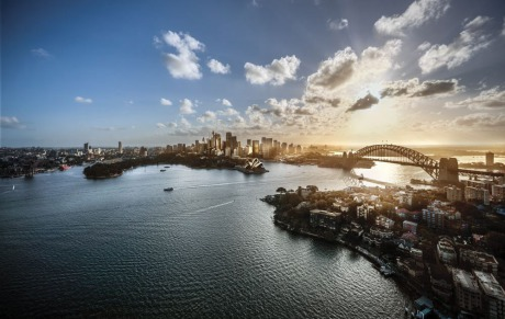 Sydney Harbour gallery