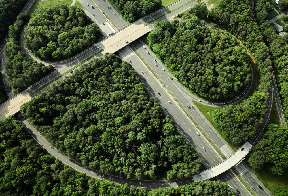 Cameron Davidson Aerial Architecture Photography Spotlight Apr - Virginia location in usa