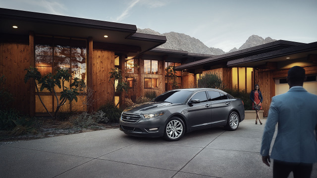 Ford Taurus gallery
