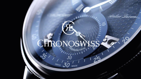 Client: CHRONOSWISS gallery