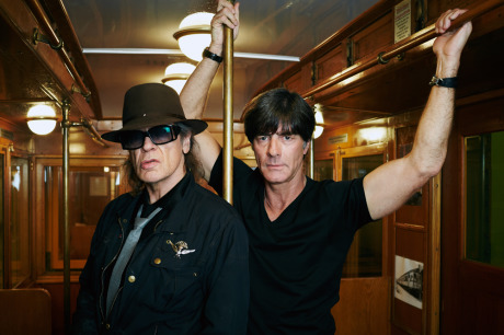 Udo Lindenberg and Jogi Loew gallery