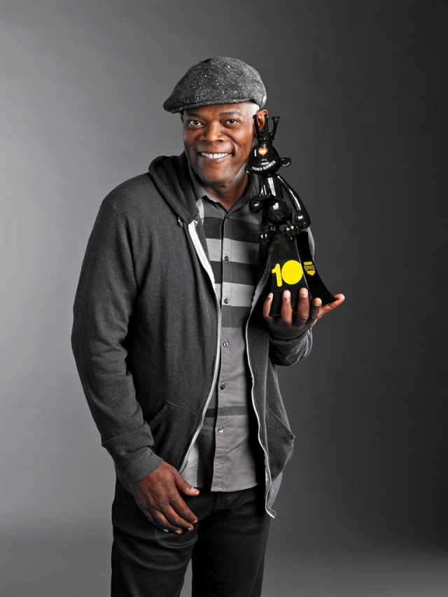 Samuel L. Jackson - Spike TV gallery