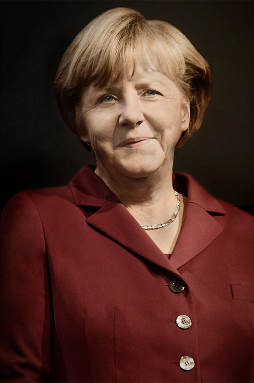 Celebrity: Angela Merkel, German Chancellor gallery