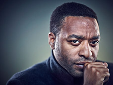 Portraiture and Celebrity Photography cover by Robert Wilson feat. Chiwetel Ejiofor
