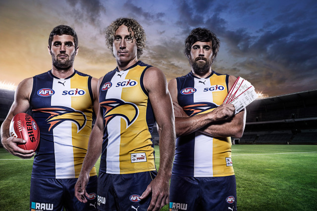 Client: Virgin Australia AFL gallery