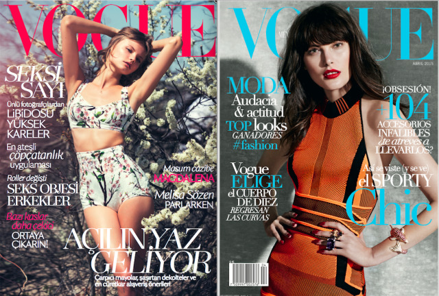 Client: Vogue Turkey + Vogue Mexico gallery