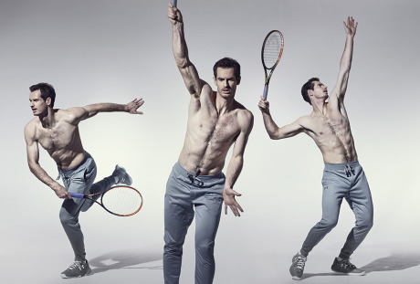 Photo: Andy Murray by David Clerihew (Visual Artists) gallery