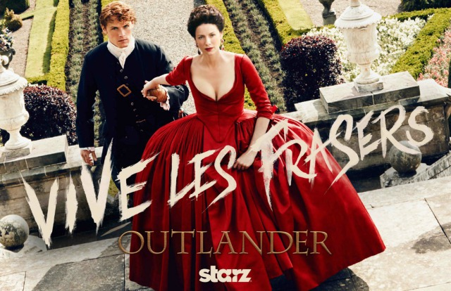 Client: Starz/Sony - 'Outlander' TV series gallery