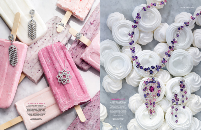 Food Styling: Seiko Hatfield for Tatler - Photographer: David Parfitt gallery