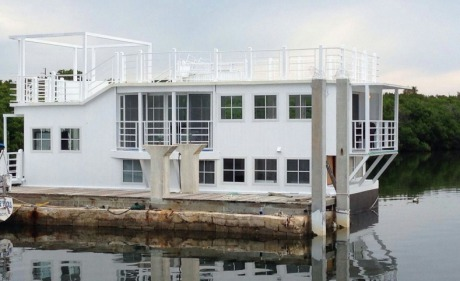 Coming soon: Houseboat gallery