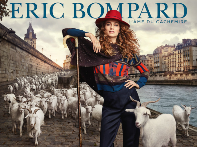 Client: Eric Bompard  gallery