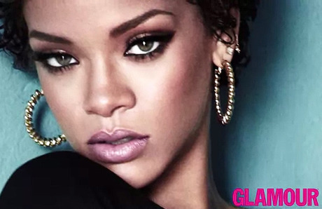Rihanna for Glamour US - Photographer Terry Tsiolis gallery