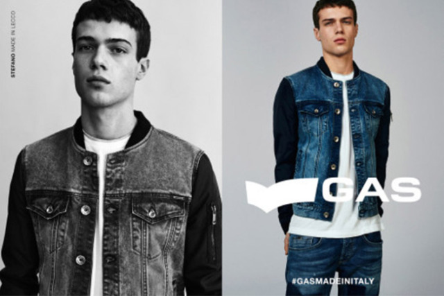 Campaign: Gas Jeans - The Millenials gallery