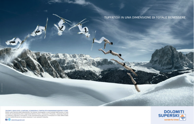 Client: Dolomiti Superski gallery