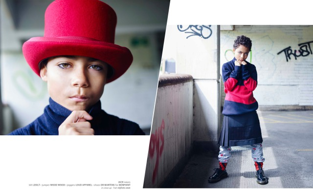 Just Play editorial for Hooligans Magazine gallery