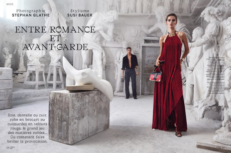 Magazine: L´Officiel gallery