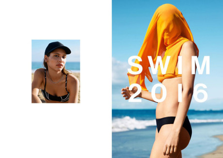 Campaign: H&M - Weekday Swimwear '16 gallery