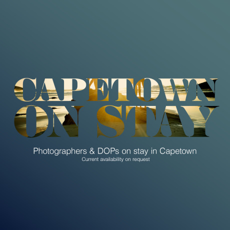 Photographers & DOPs on stay in Cape Town gallery