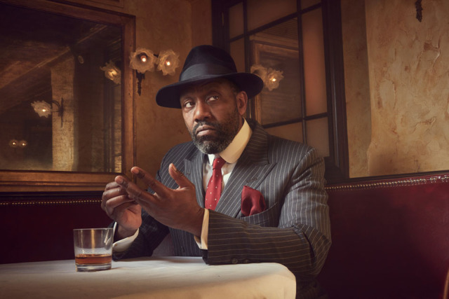 Photographer: Jay Brooks - Lenny Henry for Donmar Warehouse gallery