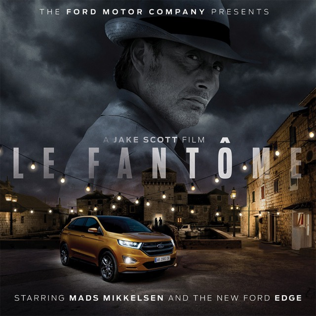 Le Fantome - Mads Mikkelsen for Ford gallery