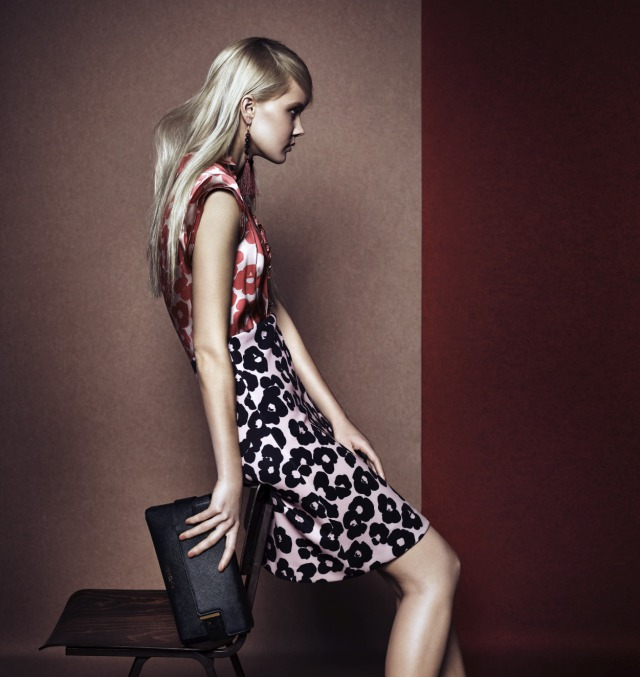 Marc Cain Print Campaign FW 2015/16 gallery