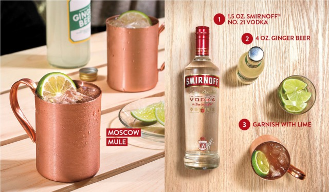 Client: Smirnoff Vodka gallery