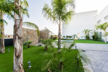Outdoor sets with real stone backgrounds  gallery