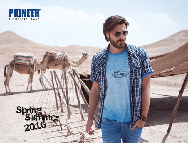 Client: Pioneer Jeans gallery