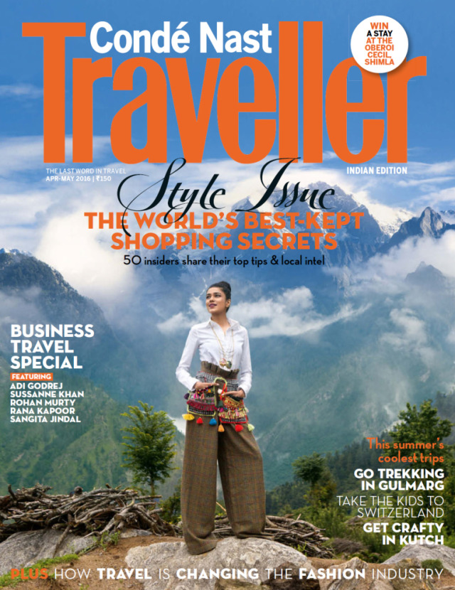 Client: Conde Nast Traveller gallery