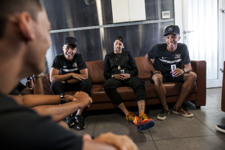 Red Bull & Neymar Jr - Five world champions gallery