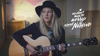 HP presents 'Burn' an interactive video performance featuring Ellie Goulding gallery